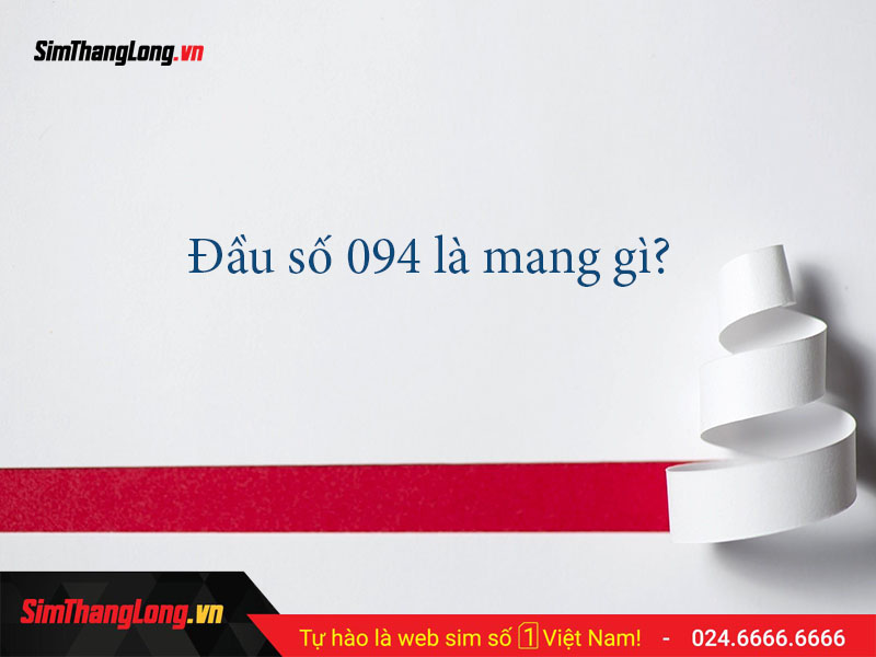 dau so 094