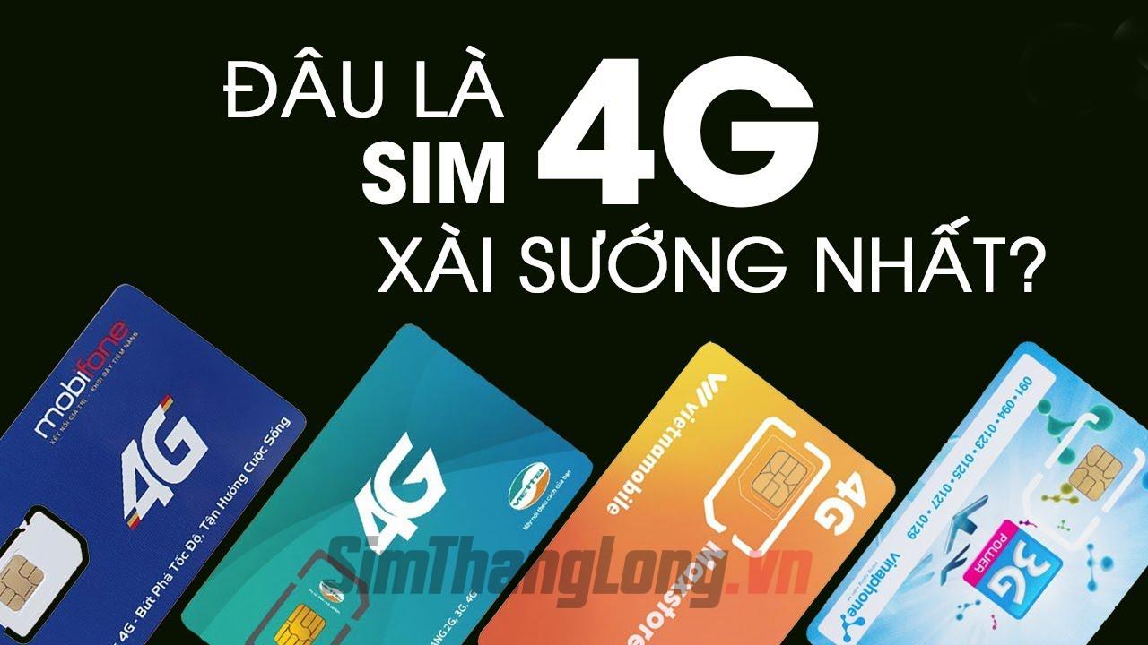 Sim 4G re nhat
